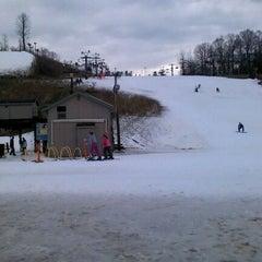 Photo taken at Boston Mills Ski Resort by Jeff B. on 12/31/2011
