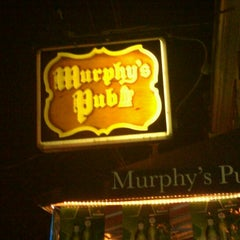 Photo taken at Murphy's Pub by Rachel on 9/11/2011
