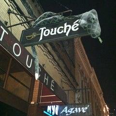 Photo taken at Touche' by Kristen H. on 12/10/2011