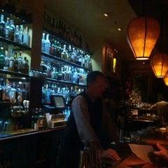Photo taken at Absinthe Brasserie & Bar by Herb S. on 8/26/2012