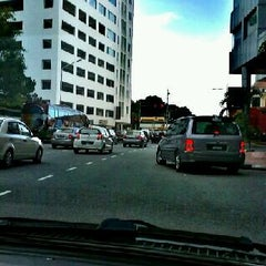 Photo taken at Maybank by Taiche C. on 4/9/2012