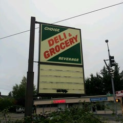 Photo taken at Choice Deli & Grocery by Chrispy H. on 10/15/2011