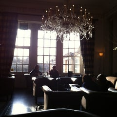 Photo taken at Buxted Park Hotel by josh r. on 12/10/2011