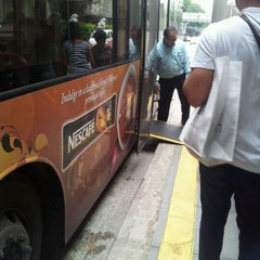 Photo taken at SBS Transit: Bus 36 by June Young C. on 12/29/2011