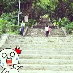 Photo taken at 銘傳大學台北校區 Ming Chuan University by Rodrigo G. on 5/13/2012