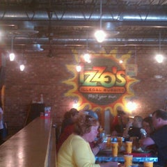 Photo taken at Izzo's Illegal Burrito by Princess C. on 9/29/2011