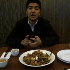 Photo taken at Sri Mahkota Restaurant by Clare C. on 10/19/2011