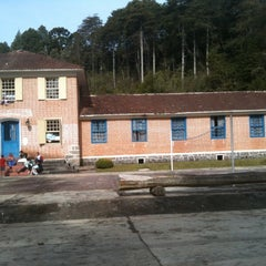 Photo taken at Acampamento Ebenezer - Campos Do Jordão by Gabriel A. on 7/16/2011