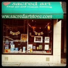 Photo taken at Sacred Art by Sacred Art on 9/17/2011