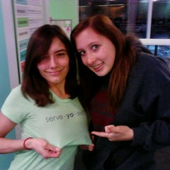 Photo taken at Yogurtini by Kalyn G. on 12/16/2011