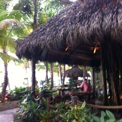 Photo taken at Guanabanas by Beachcomber Kim :. on 6/24/2012