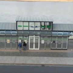 Photo taken at Sächsische Dampfschifffahrt - Fahrscheinverkauf by Thomas R. on 11/1/2011