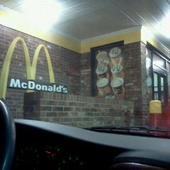 Photo taken at McDonald's by kaleesi R. on 12/12/2011