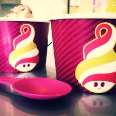 Photo taken at Menchies by Margie T. on 3/11/2012