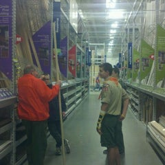 Photo taken at Lowe's Home Improvement by Jim M. on 1/12/2012