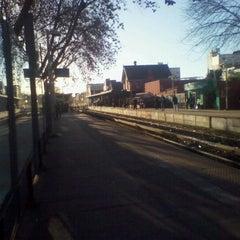 Foto tomada en Estación San Isidro [Línea Mitre] por Mariano P. el 7/3/2012