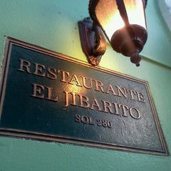 Photo taken at El Jibarito by Dorjan S. on 6/8/2012