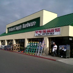 Photo taken at Orchard Supply Hardware by Marc W. on 3/12/2012