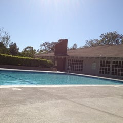 Photo taken at Laguna Village Clubhouse Pool by Adam D. on 6/6/2012