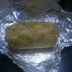 Photo taken at Machismo Burrito Bar by Jake on 6/30/2012
