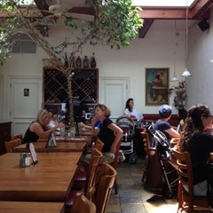 Photo taken at Il Bacio Trattoria by Bronxville-Eastchester P. on 7/23/2012