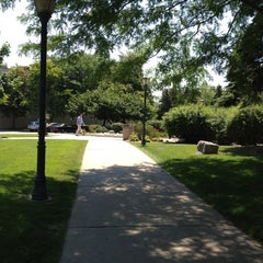 Photo taken at Marquette University by Tim C. on 6/27/2012