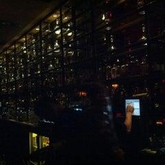 Photo taken at Crimson Lounge by Theron P. on 9/8/2012
