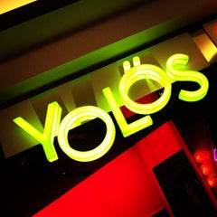 Photo taken at Yolös Mexican Grill by Shaunt B. on 7/1/2012