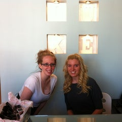 Photo taken at Luxe Salon & Spa by Mark K. on 2/14/2012