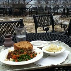 Photo taken at Elizabeth Waters Dining Room by Dan R. on 3/7/2012