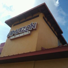 Photo taken at Amazon Grill by Pepe A. on 7/31/2012