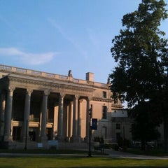 Photo taken at Monmouth University by Jack W. on 8/23/2012