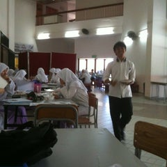 Photo taken at Canteen, Maktab Duli by naqib h. on 4/2/2012