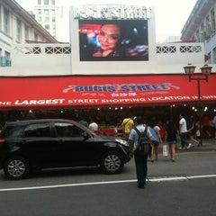 Photo taken at Bugis Street by seijia2001 on 4/1/2012