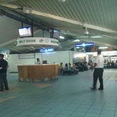 Photo taken at Ibrahim Nasir International Airport (MLE) by Raffael R. on 3/3/2012