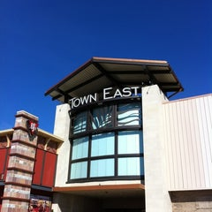 Photo taken at Town East Mall by Chemo L. on 2/26/2012