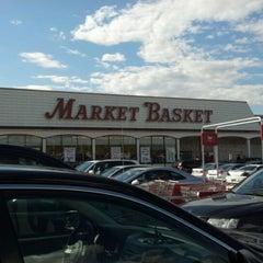 Photo taken at Market Basket by Mark B. on 7/2/2012