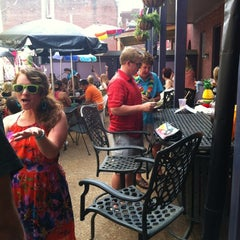 Photo taken at The Porch by Jackie P. on 6/9/2012