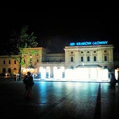 Photo taken at Kraków Główny by Piotr O. on 8/19/2012