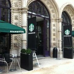 Photo taken at Starbucks by Meem A. on 2/28/2012