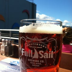 Photo taken at Full Sail Brewing Co. by Danielle F. on 6/23/2012