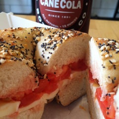 Photo taken at Zucker's Bagels and Smoked Fish by John W. on 8/29/2012