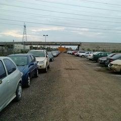 Photo taken at Estacionamiento los olivos by Jorge R. on 7/24/2012