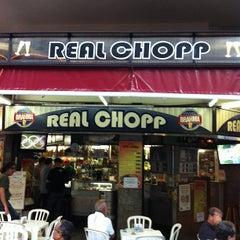 Photo taken at Real Chopp by Zé Renato C. on 7/26/2012