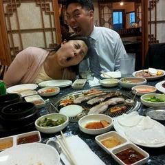 Photo taken at Jang Soo Restaurant by Hannah P. on 6/18/2012