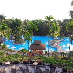 Photo taken at Bintan Lagoon Resort by Nanbong on 6/21/2012