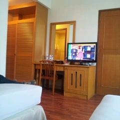 Photo taken at Hotel Anugerah by Sondy M. on 5/16/2012