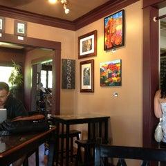 Photo taken at Hob Nobs Cafe & Spirits by Joe™ H. on 7/6/2012