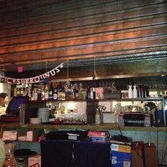Photo taken at Momo Sushi Shack by Adam R. on 5/11/2012