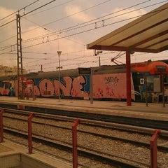 Photo taken at RENFE L'Hospitalet de Llobregat by Javi L. on 8/24/2011